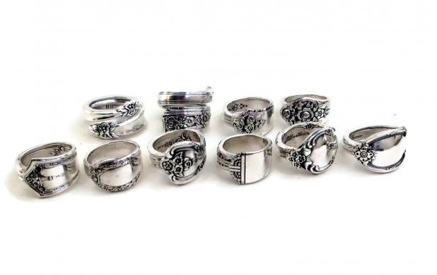 Wholesale lot Dank Artistry Rings