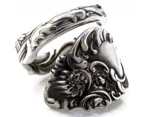 Columbia Spoon Ring
