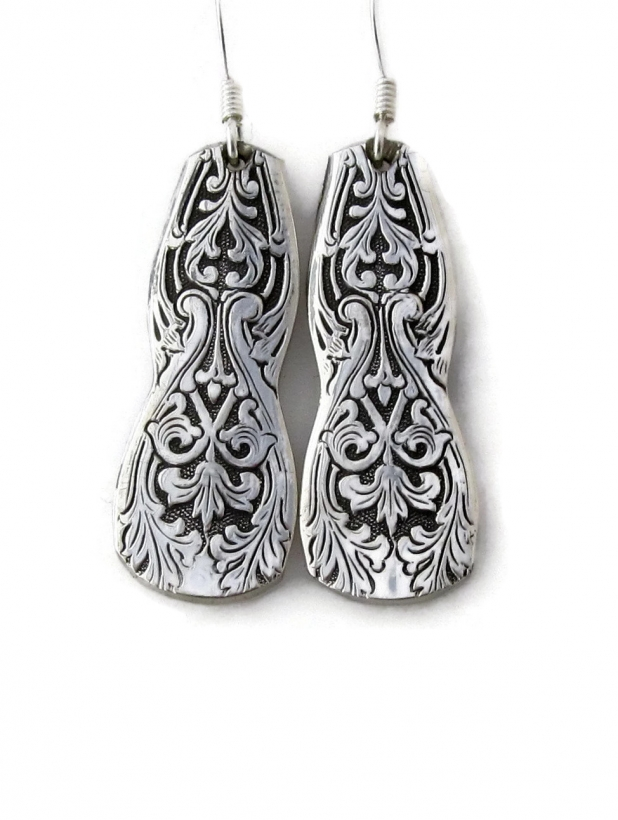 Alhambra Hourglass Earrings