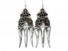 berwick diana cocktail earrings pair front view