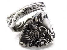 Columbia Spoon Ring