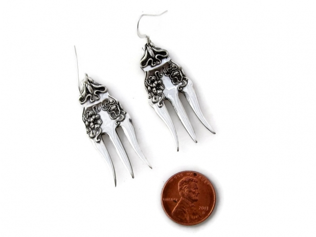berwick diana cocktail earrings size comparison